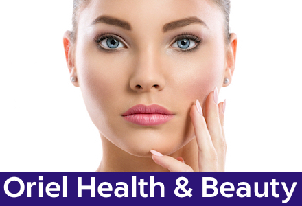 oriel health and beauty link